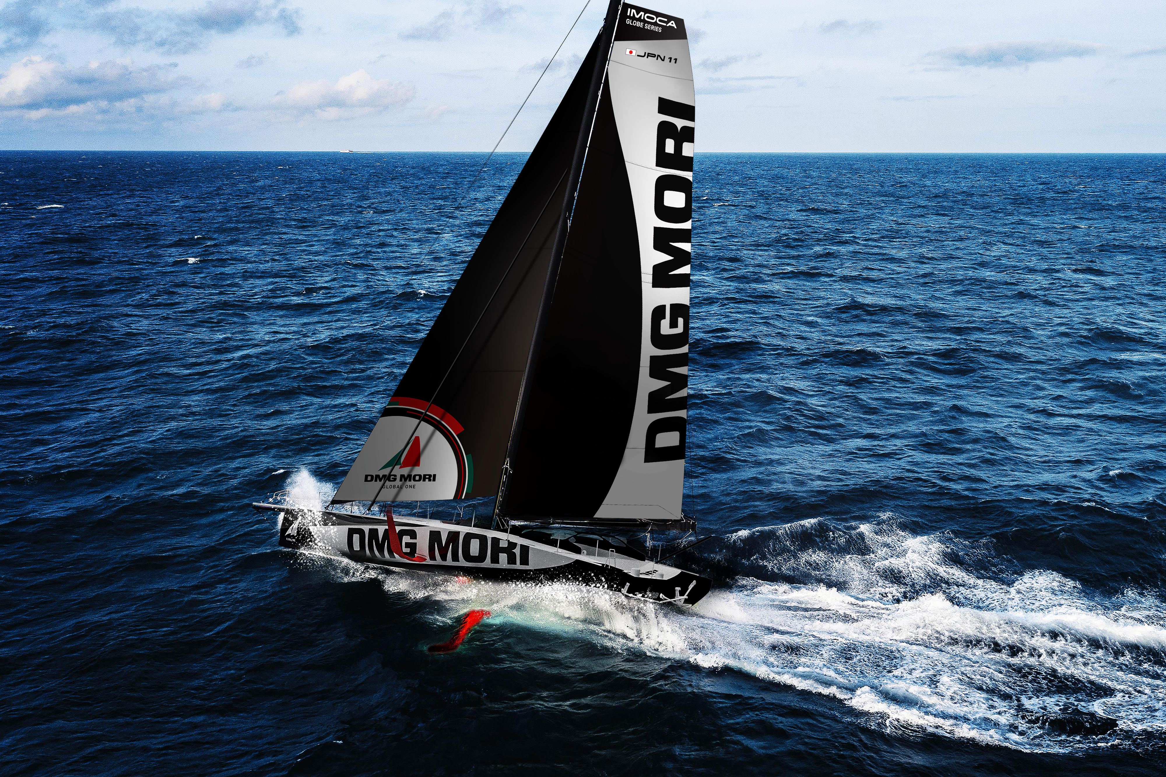 DMG MORI SAILING TEAM